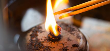 終於見到了佛史上傳聞的勝義火供大法
