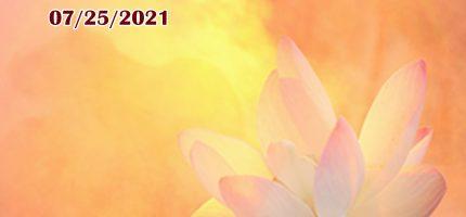 2021-07-25 祈福法會